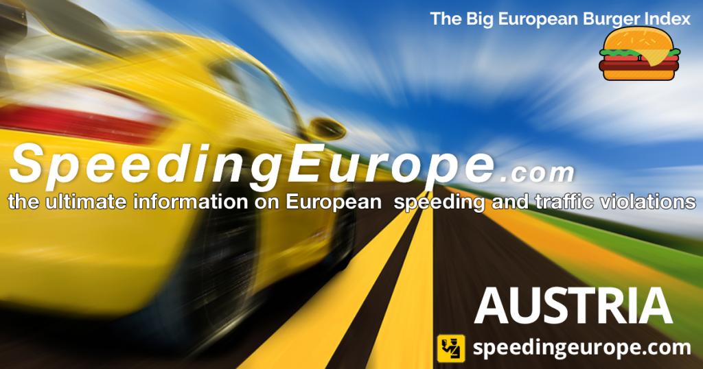 SpeedingEurope   Austria